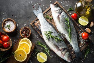 Pescado enriquecido com omega-3